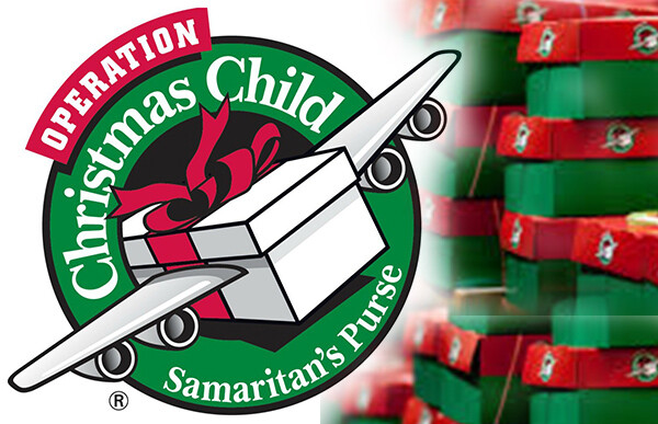 OCC Shoebox Packing Party